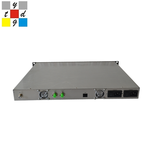 Hot selling 2 channel 7 dBm 1550nm external modulated optical transmitter