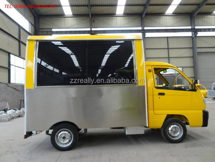 Really Mobile Kebab Food Truck Fast Catering For