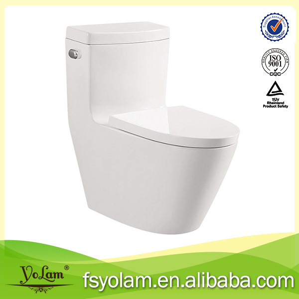 TOTO Style Side Press One Piece S Trap Wc Toilet And Water Closet
