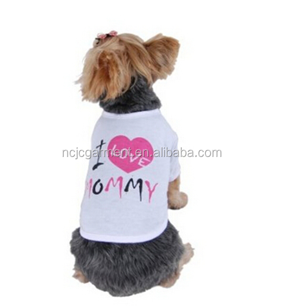dogs t shirts wholesale, t shirt for dog, professional clothing company