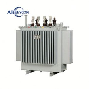 Most Popular Oil Type Three Phase 11KV Electrical Transformer 500 1250 KVA