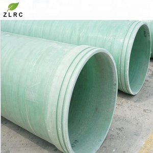 FRP GRP GRE RTR Pipe GRP Pipe Coupling Rainwater Down Pipe