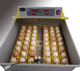 JANOEL series CE approved 48eggs mini chicken incubator
