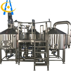 Hengcheng 200l commercial beer brewery equipment for sale