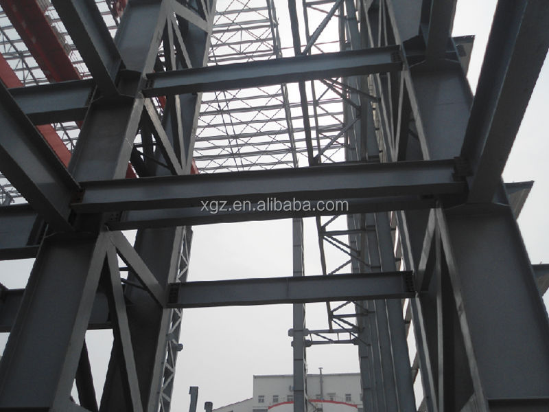 Steel Structure Construction Buildings Supplier