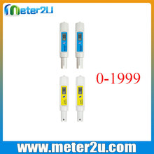 measuring ph in TDS/EC/CF/Salinity/Specific Gravity meter for promotion