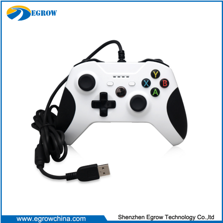 High quality Black white Joystick controller for xbox one s wholesale in China
