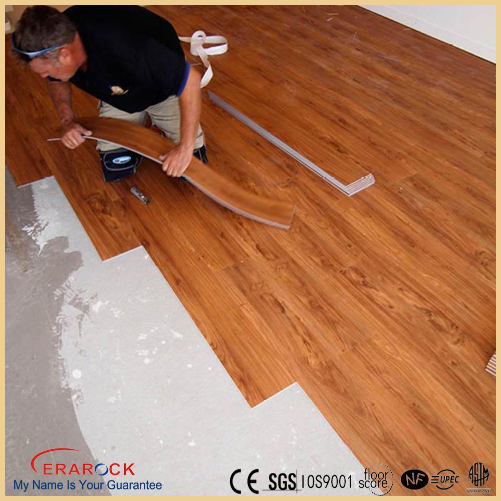 Easy Install Pvc Vinyl Flooring Plank