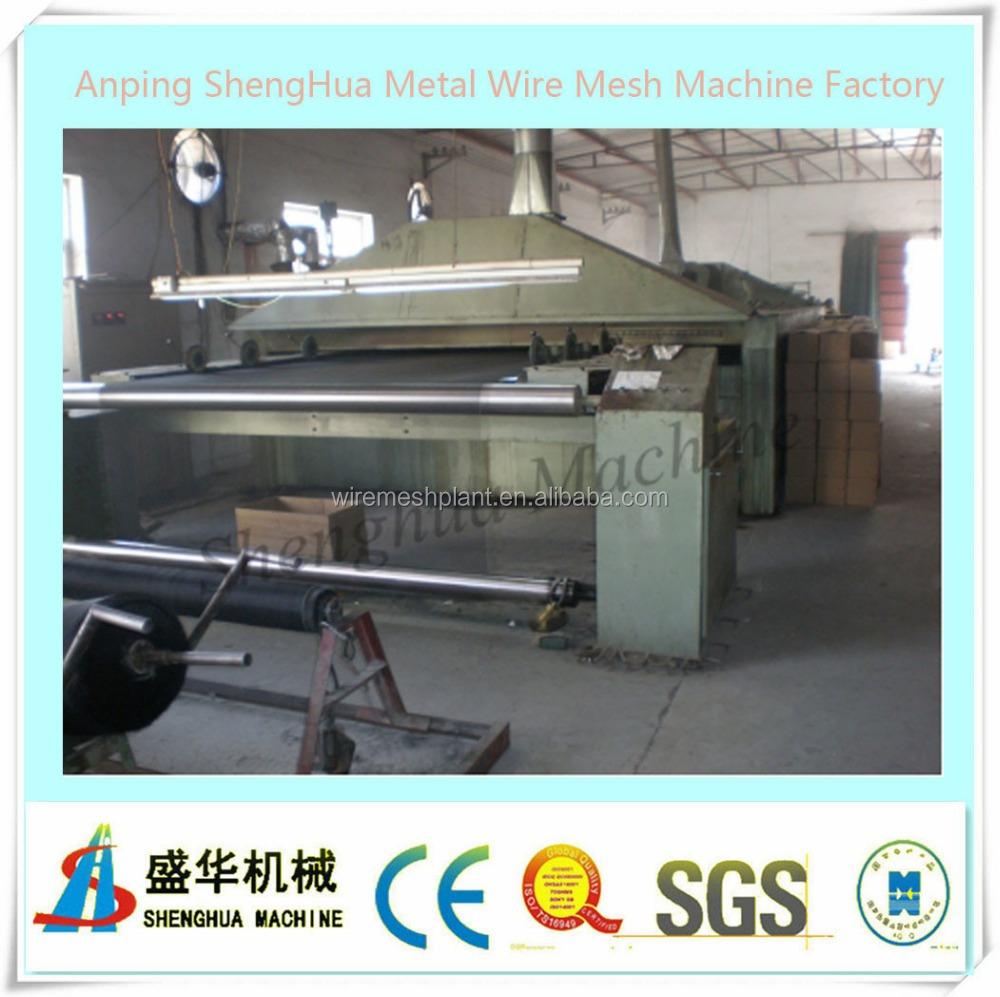 Wire re-winding machine/Mesh weaving machine (anping manufacturer)