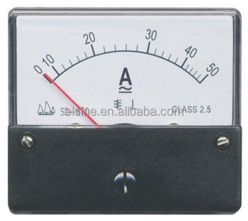 Moving Iron Instruments Ac Ammeter Buy Ampere Meter