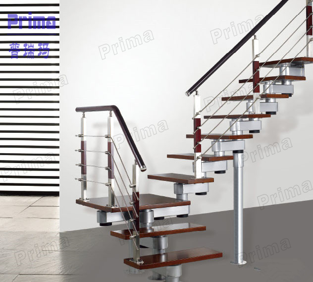 Wonderful Newest House Design Low Cost Indoor Wood Stairs Steps