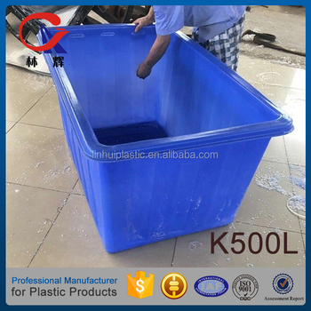 500L used plastic stackable storage bins with wheels  sc 1 st  Alibaba & 500l Used Plastic Stackable Storage Bins With Wheels - Buy Plastic ...