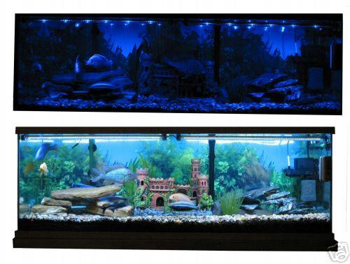 "Day / Night 46"" 150 Led Submersible Aquarium Light"