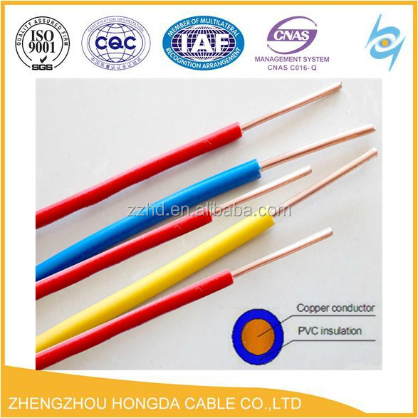 300/500V or 600/1000V circular copper conductor Flame <strong>resistant</strong> PVC cable 25mm2 95mm2 120mm2 surface wiring cable