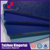 Alucoworld interior finishing material aluminium composite panel technical specification