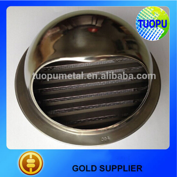 China Supplier Round Metal Roof Vents Roof Cap Mushroom Air Vent ...