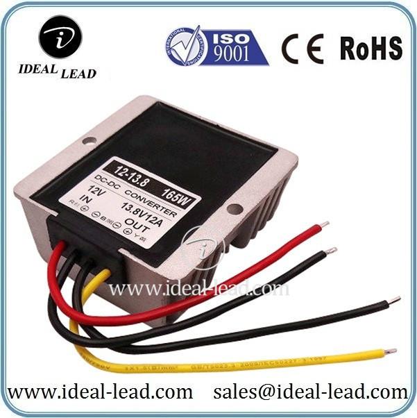 12Vdc to 13.8Vdc 12A converter