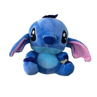 Chinese factorie cheap cartoon plush toy stitch doll