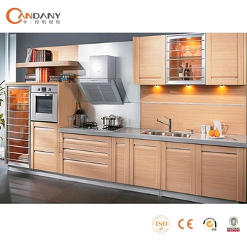 Candany Environmentally Friendly Pvc Kitchen Cabinet,L-shaped ...