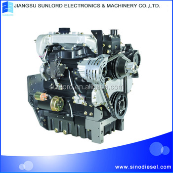 New 10hp Small Diesel Engine With Electric Start 1006c