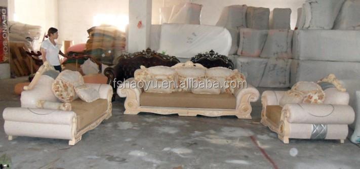 Fantaisie turc canapé meubles, Luxe canapé en cuir ( DWL168 ...