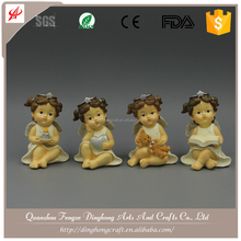 Small Angels And Fairy Figures, Resin Figurine Fashion Polyresin Angel Gifts