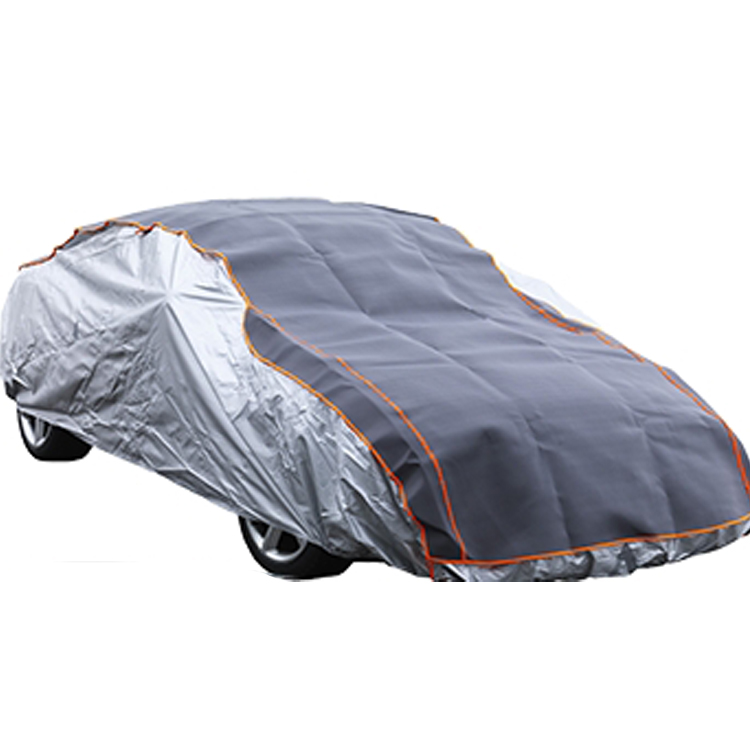 Schwere polyester + eve + vlies hagel beweis-car-cover