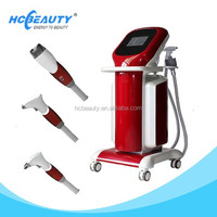 Vacuum lymphatic vibrating velasmooth plate slimming machine