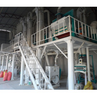 china supplier commercial maize flour milling machines south africa