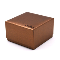 High Quality Custom Luxury Watch Gift Packaging Box Leather Wholesale