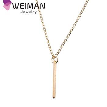 Trendy pendant necklace designfashion gold bar necklace women buy trendy pendant necklace design fashion gold bar necklace women aloadofball Gallery