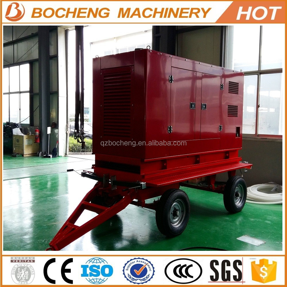 Hot selling powerful 500kw/650KVA Biogas Generator Set