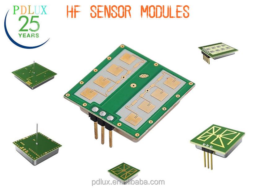 Doppler radar sensor module 24 125Ghz, View zigbee door sensor, Pdlux  Product Details from Ningbo Pdlux Electronic Technology Co , Ltd  on  Alibaba com