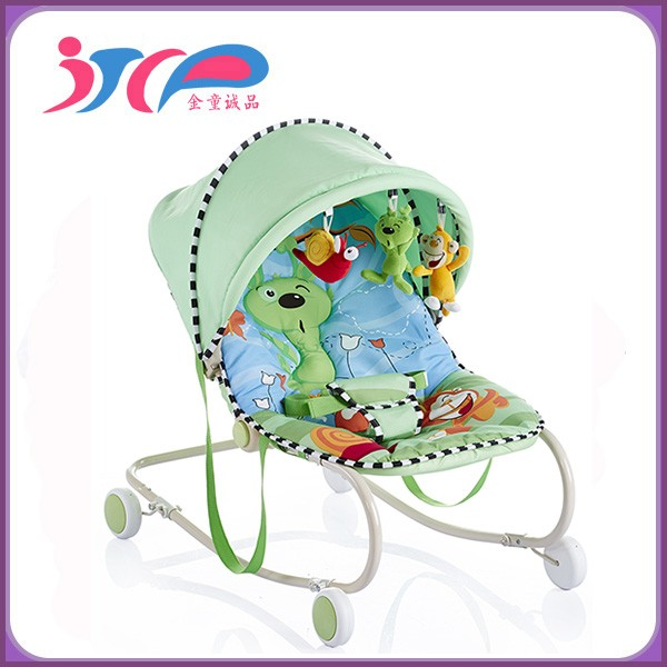 Furniture Imported From Abroad Electric Rocking Chair Portable Baby Seat Baby Dinner Table Multifunction Adjustable Folding Chairs Sleeping Music For Kids Attractive Fashion
