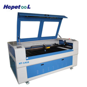 High quality Long time lifetime silver laser cutting machine 1400*1000mm