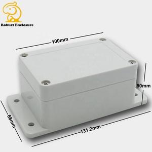 Ip65 Rating Custom Abs Small Waterproof Plastic Enclosure