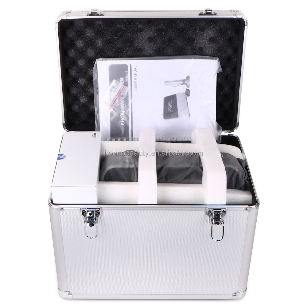 Professional Multi-functional Beauty Extracorporeal Shock Wave Therapy Equipment
