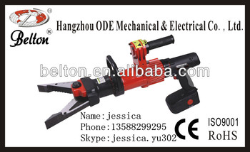 sheet metal hand tool rescue tool automatic spreading rebar cutter bebc300 hand