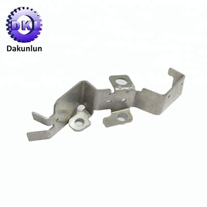 Factory Customized Precision Stamping Bending Corner Aluminum Bracket