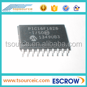 (Electronic Component) PIC16F1828-I/SO