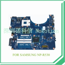 BA41-01223A BA92-06337A BA92-06337B For samsung NP-R530 R530 laptop motherboard DDR3 GM45