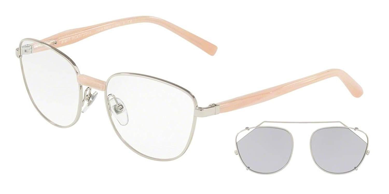 1999a909d4 Get Quotations · Alain Mikli Rx Eyeglasses Frames A02024 003 1A 52-18-140  Silver Pink