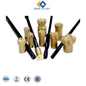 Hot sale rock button drill bits from china for rock drill