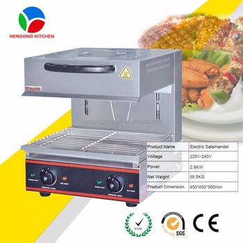 Electric Salamander Grill/drying Furnace/kitchen Salamander Baker