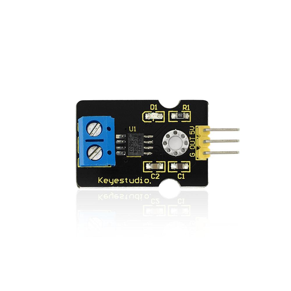 Keyestudio Acs712-30a Current Sensor For Arduino - Buy Acs712-30a Current  Sensor,Acs712-30a,Current Sensor Product on Alibaba com
