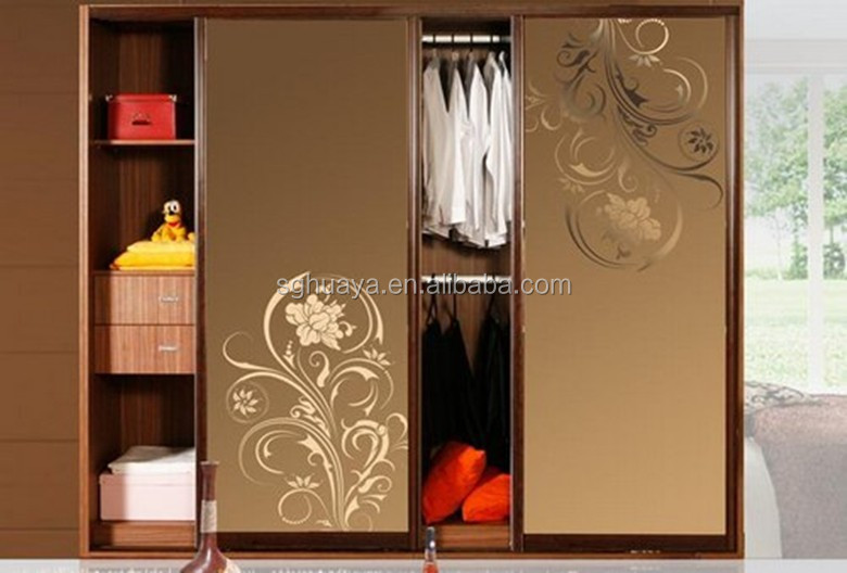 Modern Bedroom Sliding Door Wardrobe Designindian Bedroom Wardrobe