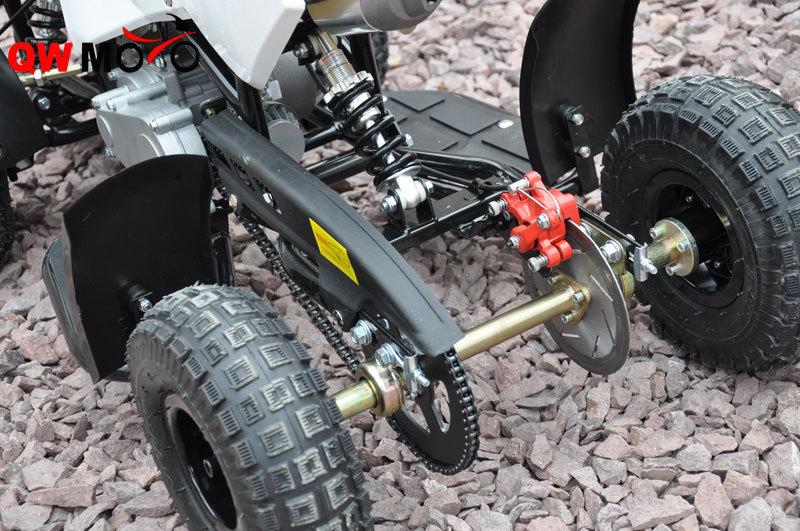 how to put brakes on a mini bike