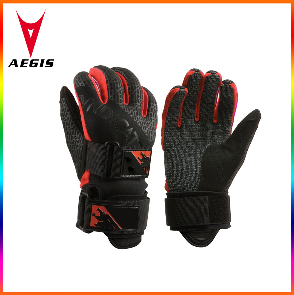 Wholesale Winter Ski Gloves,Fashion Leather Ski Gloves