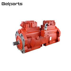 R210LC-7 SK200-6 DH200-7 excavator mini handok axial flow main pump part China K3V112 K3V112DT K3V112DTP piston hydraulic pump