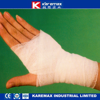 Karemax Medical Absorbent Self-adhesive Gauze Bandage